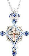 Крест наперсный №80