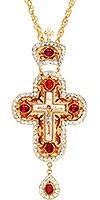 Крест наперсный №112