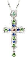 Крест наперсный №126