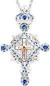 Крест наперсный №80a