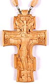 Крест священника наперсный - 259