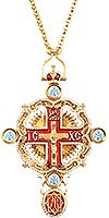 Крест наперсный №52