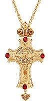 Крест наперсный №145a