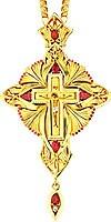 Крест наперсный ювелирный - А49