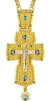 Крест наперсный - А58 (с цепью)