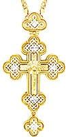 Крест наперсный - А71 (с цепью)