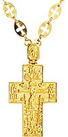 Крест наперсный кабинетный - А88