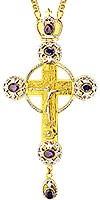 Крест наперсный - А124-1 (с цепью)