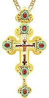 Крест наперсный - А132 (с цепью)