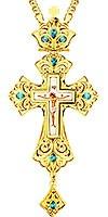 Крест наперсный - А138 (с цепью)
