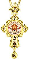 Крест наперсный - А141LP (с цепью)