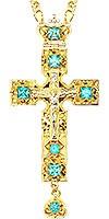 Крест наперсный - А142 (без цепи)