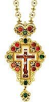 Крест наперсный - А150 (с цепью)