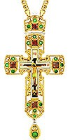 Крест наперсный - А152 (с цепью)