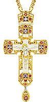 Крест наперсный ювелирный - А152