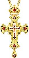 Крест наперсный - А153 (с цепью A1)