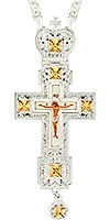 Крест наперсный - А157 (с цепью)