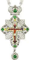 Крест наперсный - А160L (с цепью)