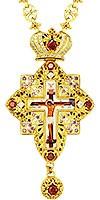 Крест наперсный - А160 (с цепью)