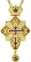 Крест наперсный ювелирный - А160