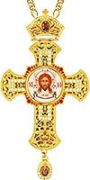 Крест наперсный ювелирный - А162