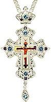Крест наперсный - А163 (с цепью A1)