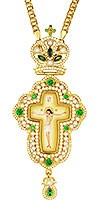 Крест наперсный с цепью - А183