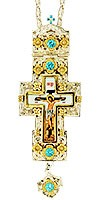 Крест наперсный - А189 (с цепью)