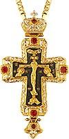 Крест наперсный ювелирный - А196