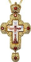 Крест наперсный ювелирный - А204