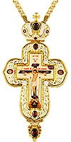 Крест наперсный - А235 (с цепью)