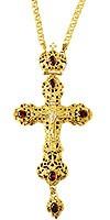 Крест наперсный - А246 (с цепью)