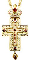 Крест наперсный - А247 (с цепью)