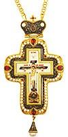 Крест наперсный с цепью - А278