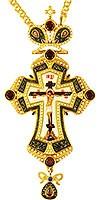 Крест наперсный с цепью - А281