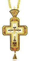 Крест наперсный с цепью - А282