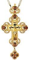 Крест наперсный с цепью - А290
