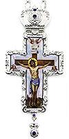 Крест наперсный с украшениями - А325