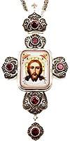 Крест наперсный с украшениями - А340а