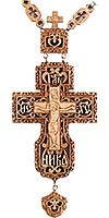 Крест наперсный № N3