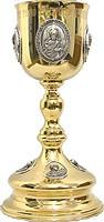 Богослужебный потир (чаша) - 2 (0.75 л)