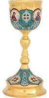 Богослужебный потир (чаша) - 45 (0.3 л)