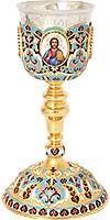 Богослужебный потир (чаша) №1 (0.3 л)