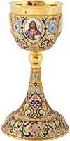 Богослужебный потир (чаша) №1a (0.5 л)