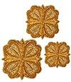 Кресты ручной вышивки №Д147