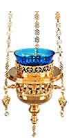 Церковная лампада №54