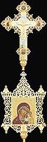 Крест-икона запрестольные №49