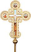 Крест-икона запрестольные №22