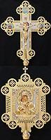 Крест-икона запрестольные №3
