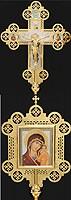 Крест-икона запрестольные - 3